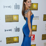 MARIA MENOUNOS AND BRYAN CRANSTON JOIN ARSES AT THE CRITIC'S CHOICE AWARDS