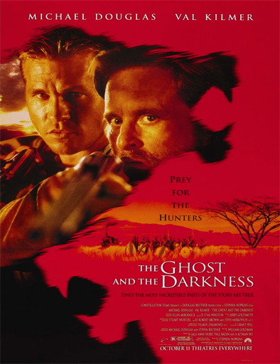 Ver Garras (The Ghost and the Darkness) (1996) Online