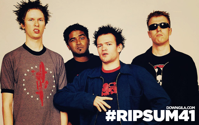 RIP sum 41 steve stevo leave sum 41 Stevo Leaves Sum 41 After 17 Years