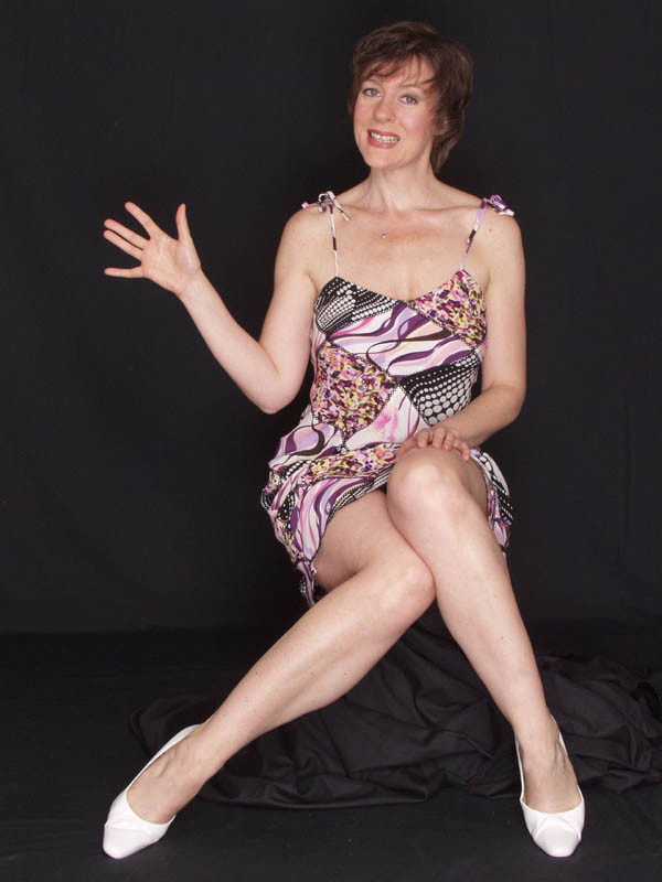 Miss Jones Mature Nude - Wild Anal