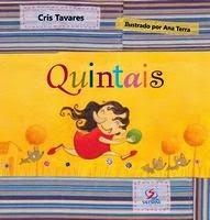 capa do livro Quintais