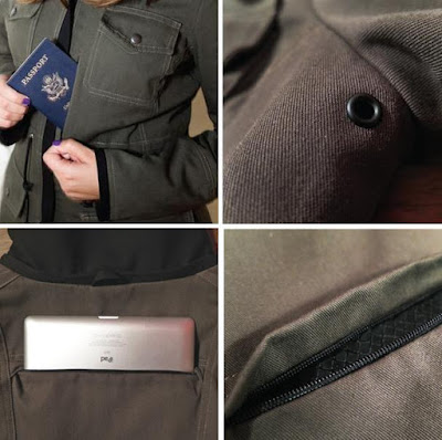 Travel Gadgets To Make Your Journey Comfortable - Premium Travel Jacket