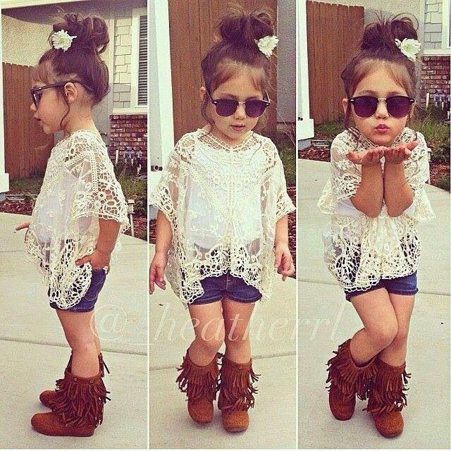 OUTFITS FASHION PARA NIÑAS