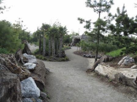 Blumegärten Hirschstetten - Urzeitgarten