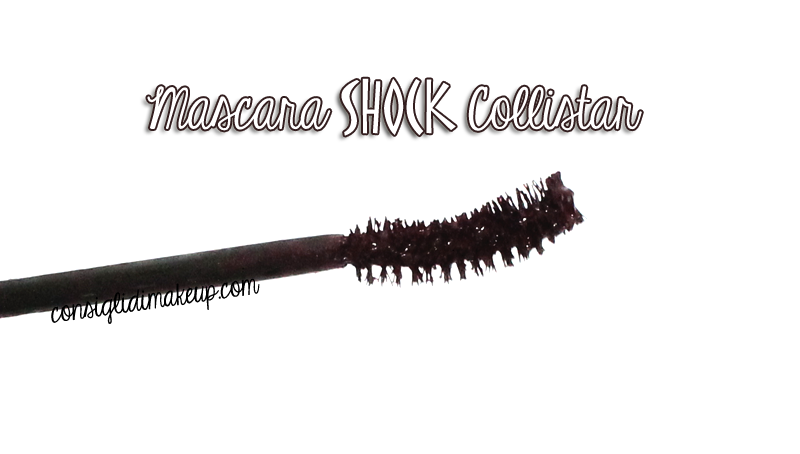 mascara shock borgogna collistar