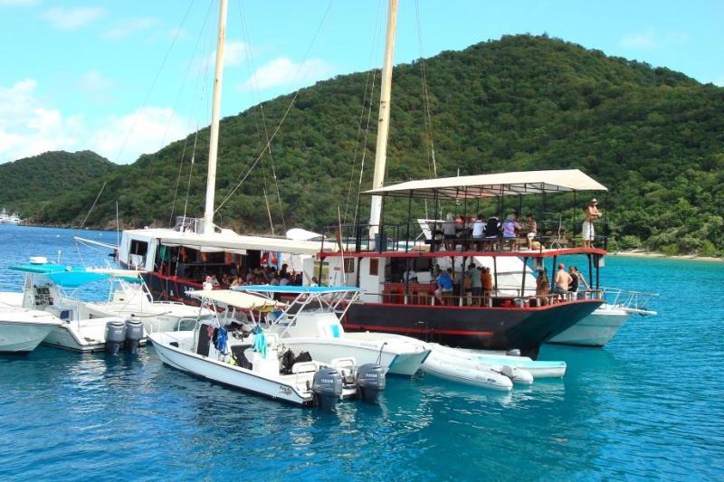 Kaos Caribbean Kapers: British Virgin Islands #1