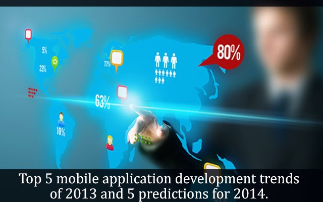 Top 5 Mobile Application Development Trends of 2013 and 5 ...