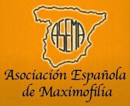 ASOCIACIÓN ESPAÑOLA DE MAXIMOFILIA
