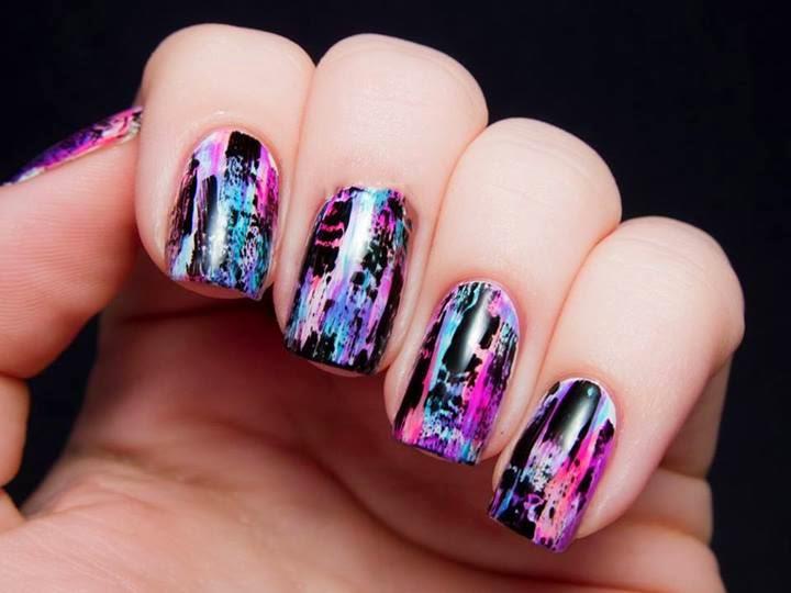 Ladies Nails Arts...
