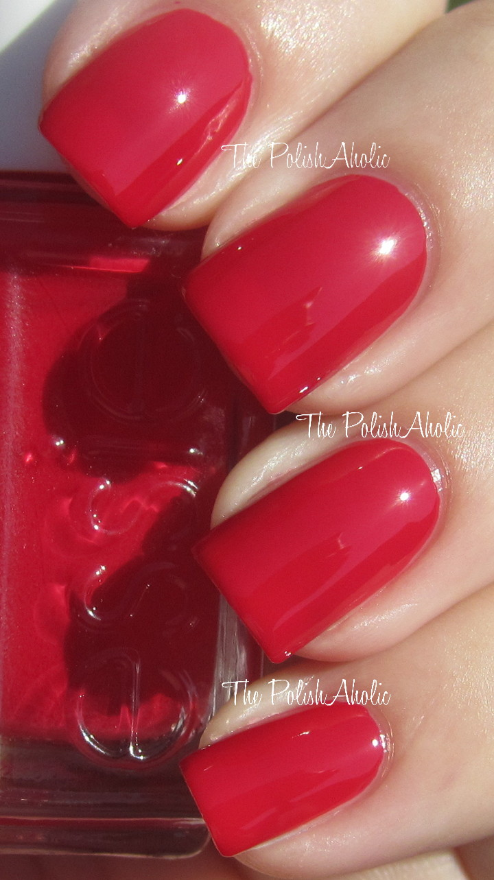 The PolishAholic: Essie Winter 2012 Collection Swatches