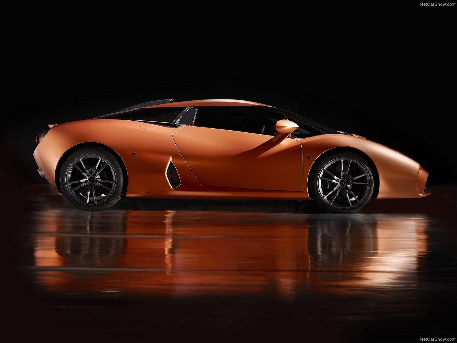 Hình ảnh siêu xe Lamborghini 5-95 Zagato Concept 2014 & nội ngoại thất