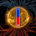 L'inversione del campo magnetico solare è alle porte