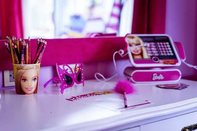 muñeca Barbie Room habitación