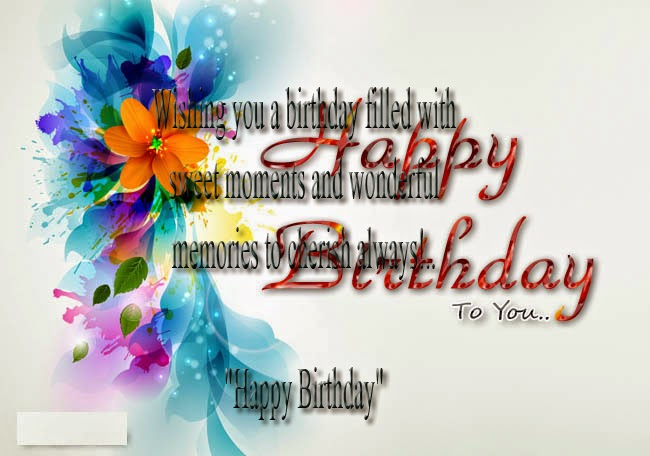 Happy birthday wishes quotes messages sms greetings wishes images birthday wishes message m4hsunfo