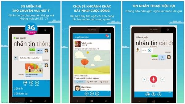 one bất ngờ ra ứng dụng OTT với tên gọi VietTalk