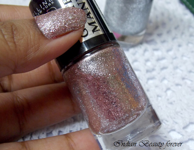 Maybelline Color Show Glitter Mania in Pink Champagne shades price