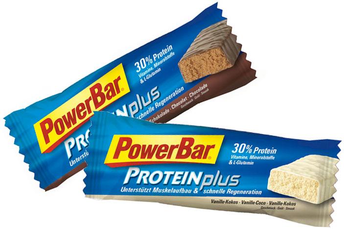 proteinbar eller proteinpulver