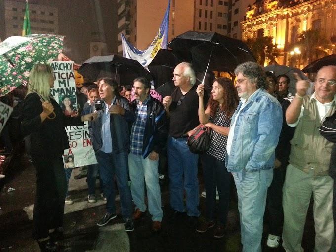 La CTA Autónoma  dijo: PRESENTE en la 9ª Jornada de lucha contra la impunidad