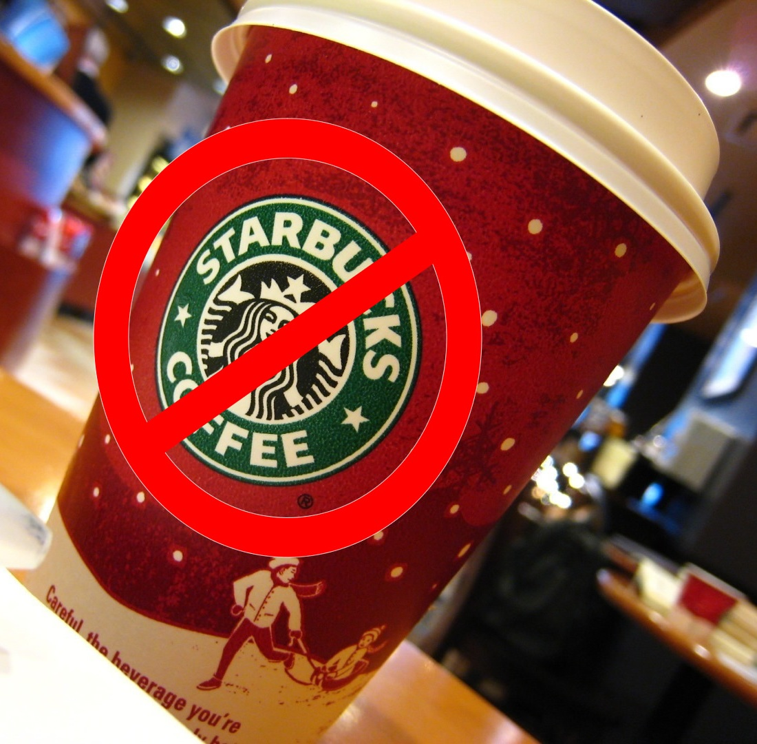 Outside Looking In: I Am Not a Starbucks Lover | Her Campus