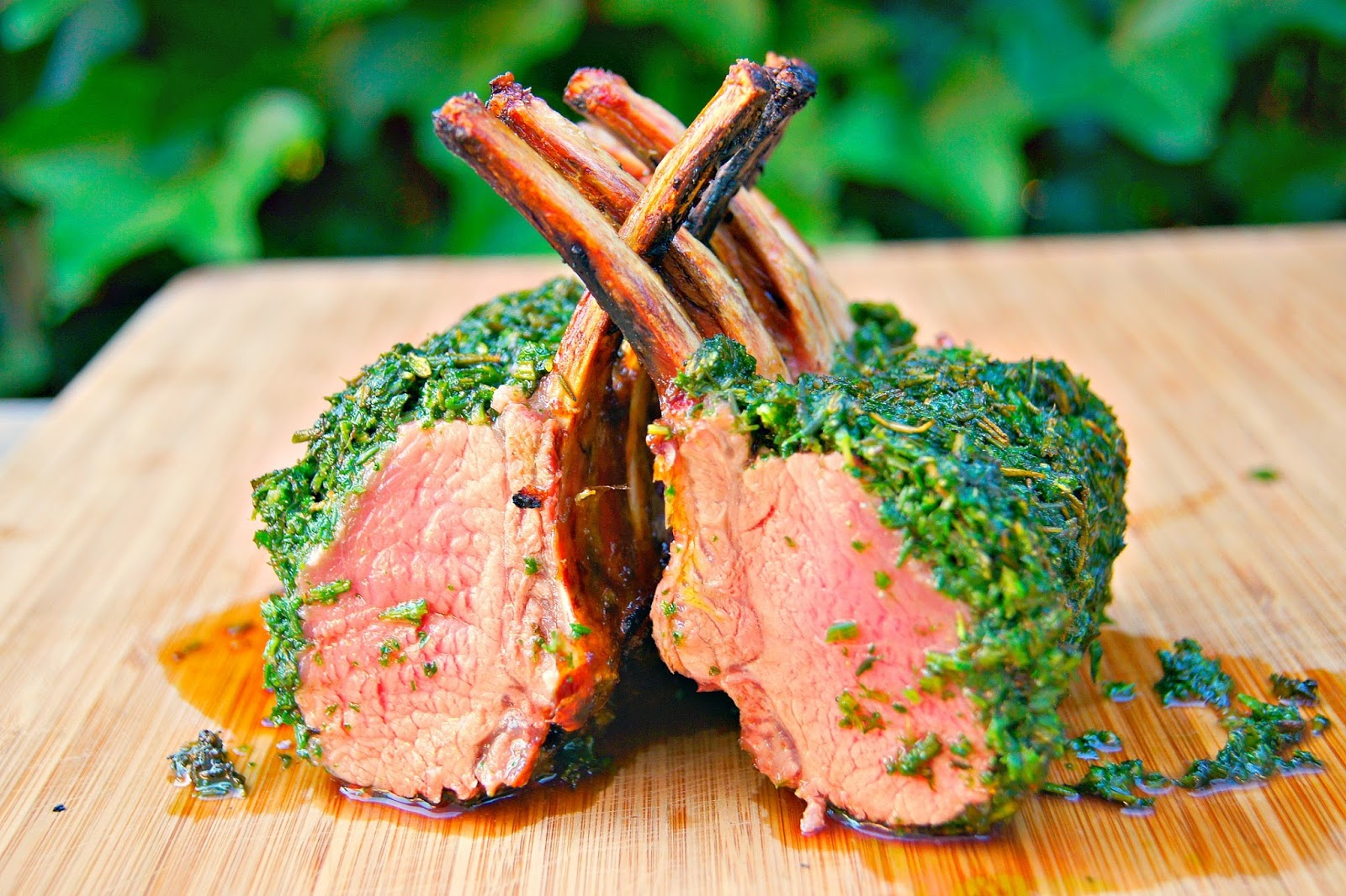 Pitmaster X Rack Of Lamb