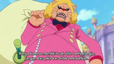 One Piece Episode 572 Subtitle Indonesia