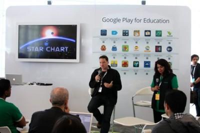 Google Play untuk Pendidikan Resmi Diluncurkan