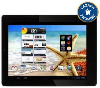 Harga dan gambar Advan Vandroid T3A Android Tablet