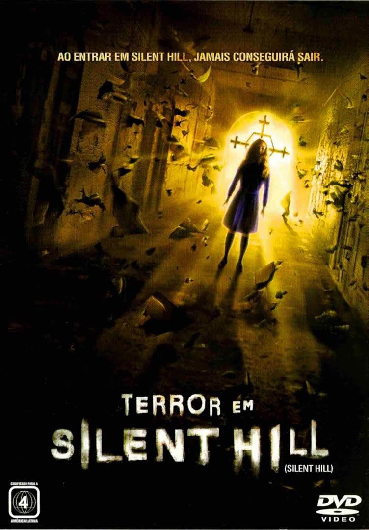 downmovies terror em silent hill � dvdrip dual 193udio