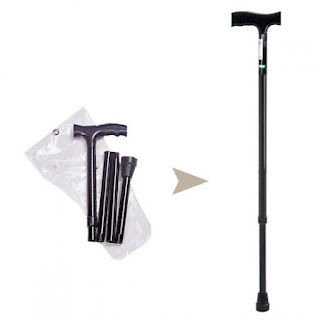 Free foldable cane with every stairlift quote