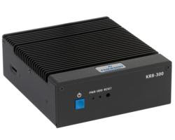 KR8-315 fanless embedded computer from Emerson Network Power