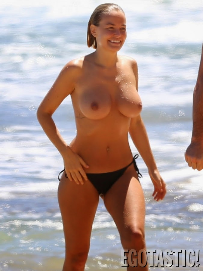 Bingle hawaii beach lara nude