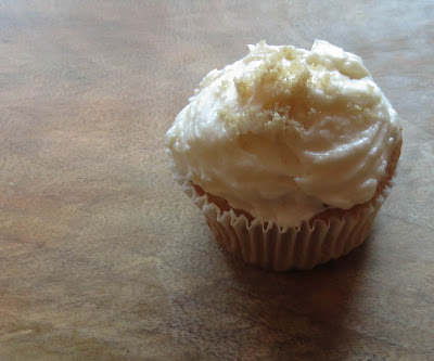 Recipes: Sweet potato cupcakes and pumpkin cupcakes