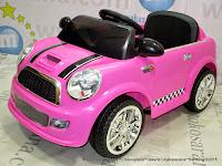 samping junior qj1150 mini cooper m battery toy car
