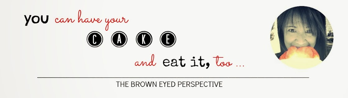 the brown eyed perspective