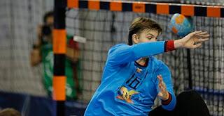Sebastian Frandesen - DEN - Mejor arquero del Mundial | Mundo Handball