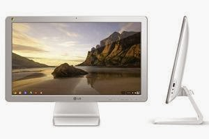 LG announces world's first Chrome-based desktop