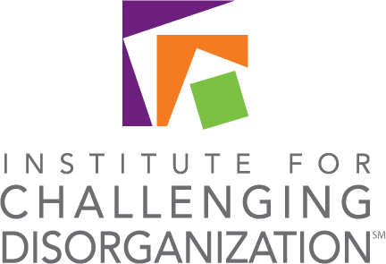 Proud Member of the Institute for Challenging Disorganization