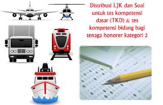 Pendistribusian Soal Tes Tenaga Honorer K2 Mulai 20 Oktober 2013 oleh Kemenag Kabupaten Karimun