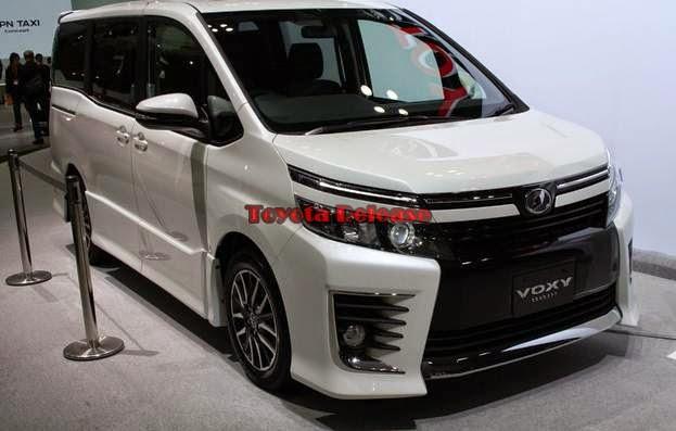 Toyota Voxy Concept