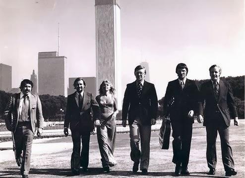 Čikagas Piecīši - 1970-tajos gados