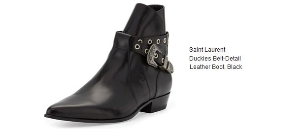http://www.neimanmarcus.com/Saint-Laurent-Duckies-Belt-Detail-Leather-Boot-Black-saint-laurent-boots-men/prod169610136___/p.prod?icid=&searchType=MAIN&rte=%252Fsearch.jsp%253FN%253D0%2526Ntt%253Dsaint%252Blaurent%252Bboots%252Bmen%2526_requestid%253D30843&eItemId=prod169610136&cmCat=search