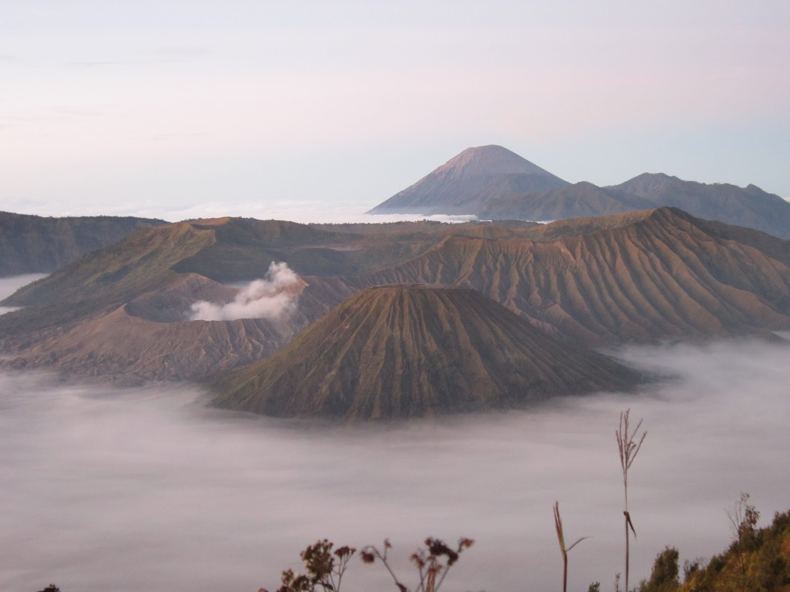 Mount Bromo in Probolinggo