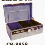 Cash Box Daiko CB-8858