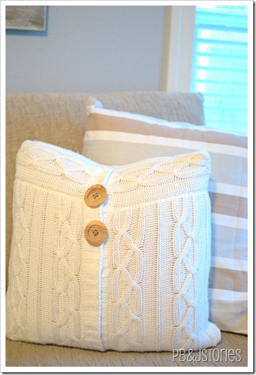 http://www.pbjstories.com/2011/11/sweater-pillow-pottery-barn-knock-off.html
