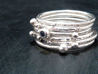 handmade sterling silver pendant