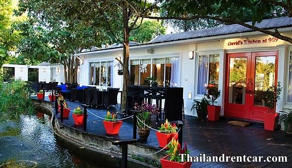 THAILAND BEST HOTELS & RESORTS: DK David\'s Kitchen at 909, Chiang Mai