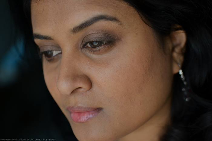Easy Brown Smokey Eyes Daytime Neutral Indian beauty blog Makeup Tutorial