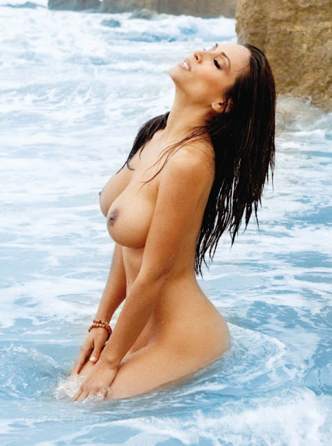 Leeann Tweeden Nude in Playboy