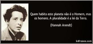 Blog Da Luzia Hannah Arendt