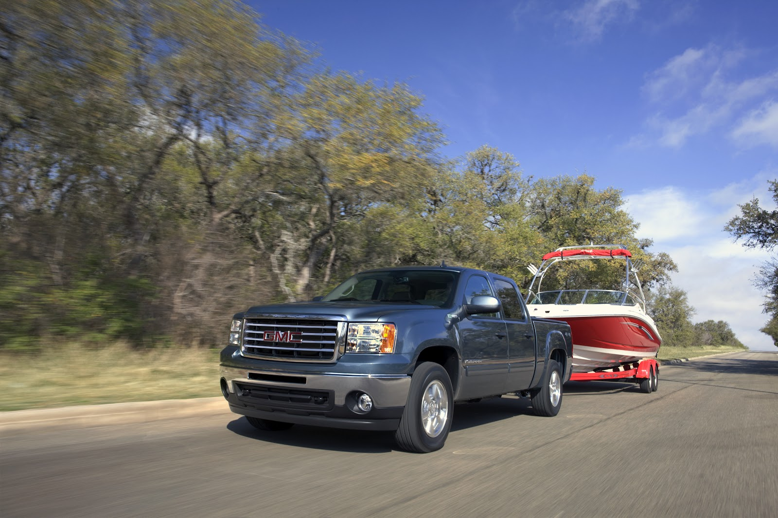 Towing your Boat or Trailer
